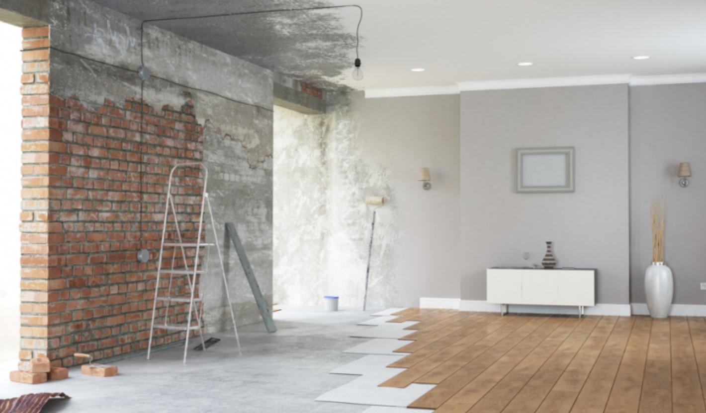 Renovation de logement